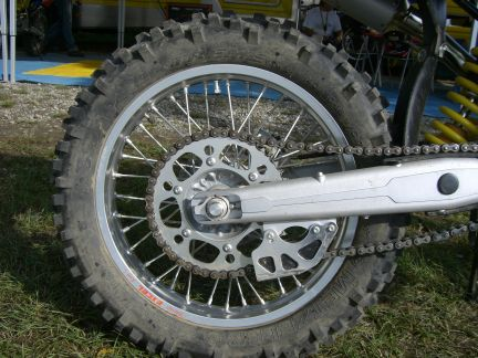 forcellone Husaberg FE 450