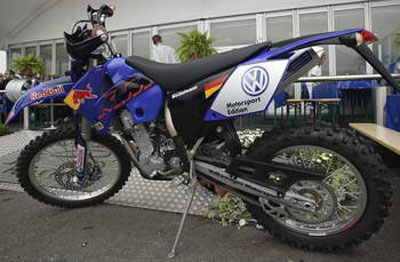 KTM VW Limited edition EXC 450