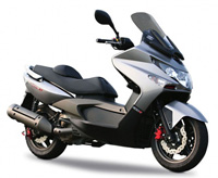 Kymco Xciting 500 R 2007