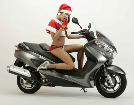Natale Solo Scooter