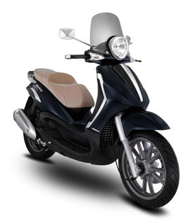 Piaggio Beverly Tourer 300 ie