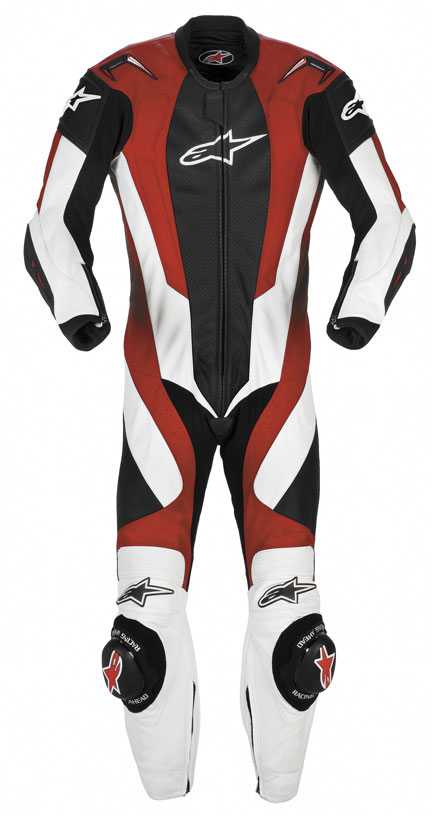 Rc-1 Suit Red