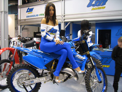 TM Racing al Salone di Milano