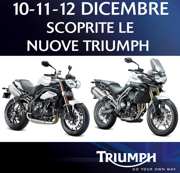 triumph Week end