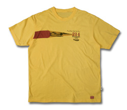 T-shirt Land Speed Record