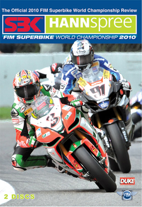 DVD World Superbike Review 2010