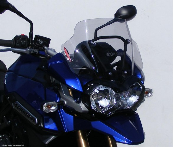 Powerbronze: Accessori per Triumph Tiger Explorer 1200