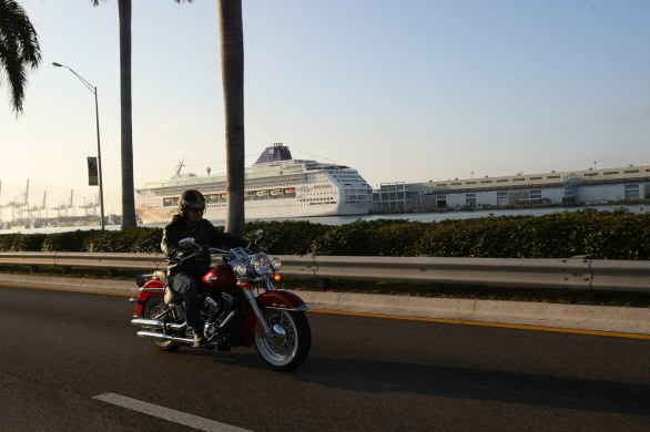 Art Of Custom 2012: H-D in viaggio verso Key West