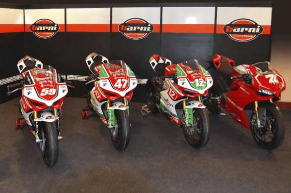 Barni Racing Team 2013