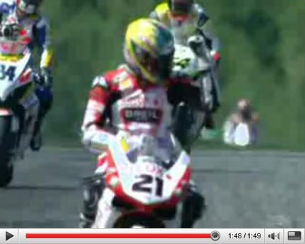 Superbike a Brno: gli Highlights di gara 1