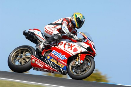 SBK: Troy Bayliss agguanta la Superpole