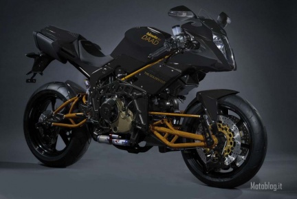 Bimota Tesi 3D Rock Gold 2009