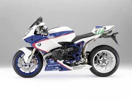 BMW HP2 Sport Motorsport