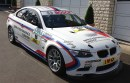 BMW M3 GT4 - Scott Redding