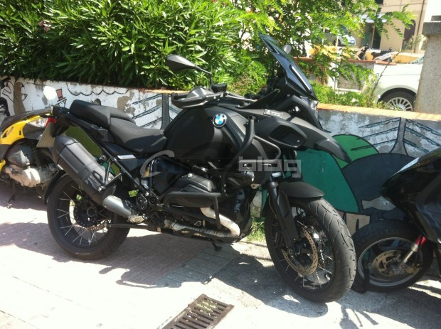 BMW R 1200 GS Adventure 2015 Demo Bike