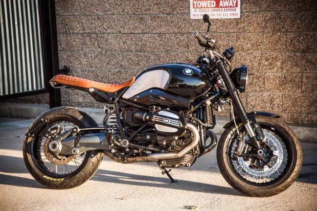 BMW R nineT by Roland Sands