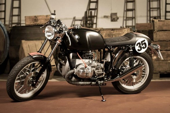 BMW R100RS by C59R Cafe Racer Motorcycles