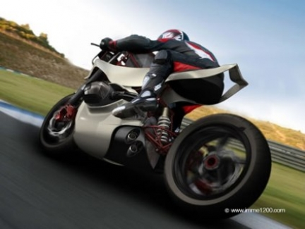 Bmw Concept Imme1200