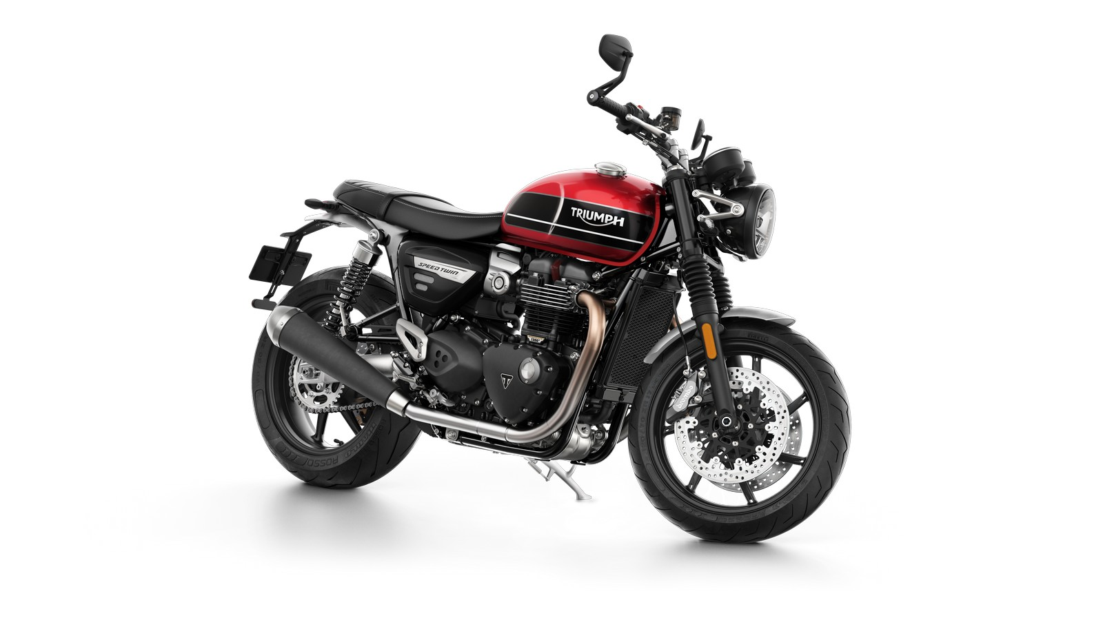 nuova triumph speed twin 1200