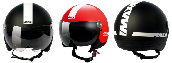 Casco jet NewMax Roadie