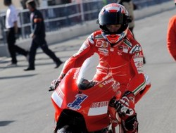 Casey Stoner ancora in forse per Sepang