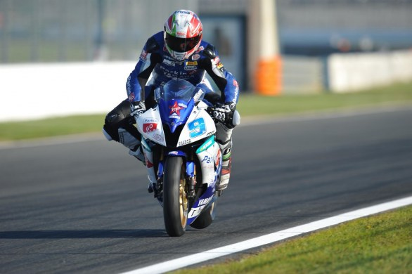 Chaz Davies e Luca Scassa - Supersport 2011