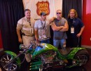 Chopper ecologico Orange County Choppers