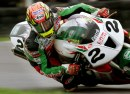 Colin Edwards in SBK con la Honda