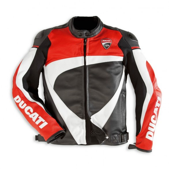 Ducati Sport C Leather Jacket