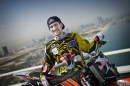 Dany Torres a Dubai - Red Bull X-Fighters 2012