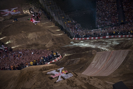 dany torres red bull x-fighters varsavia