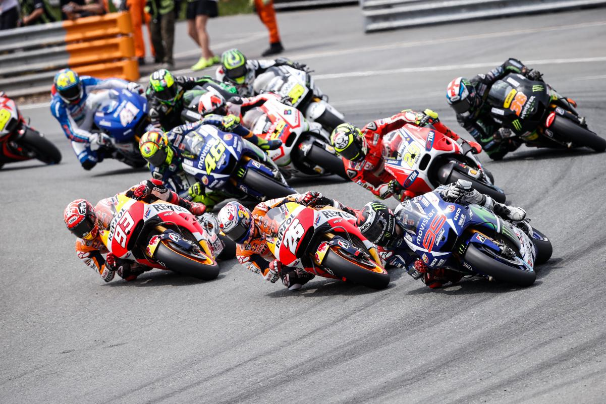 MotoGP Germania 2015