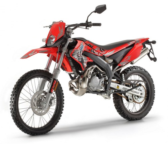 Derbi Senda DRD 50 Racing R e X-Treme SM 2012