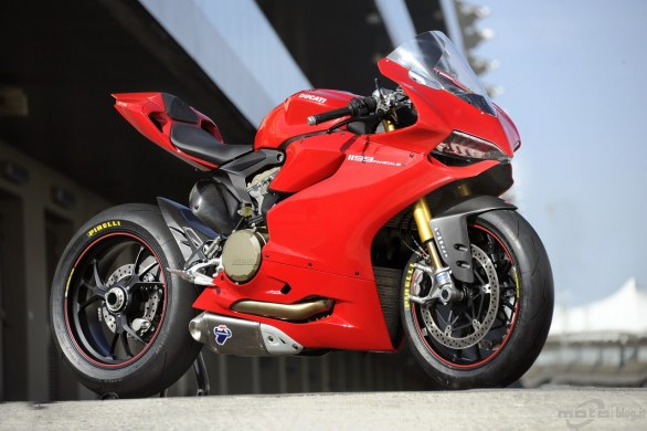 What Is General Maintenance For A  Panigale Ducati