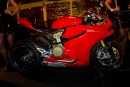 Ducati 1199 Panigale ad Hollywood