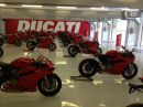 Ducati 1199 Panigale Live Press Test Abu Dhabi