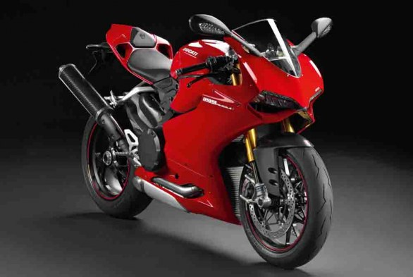 Ducati 1199 Panigale - Versione giapponese