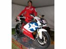 Ducati 848 Nicky Hayden Edition