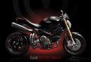 Ducati Monster Titanium by Moto Corse