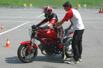 Ducati Riding Experience 2008