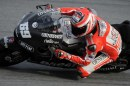 Ducati Team - Test a Sepang 2012
