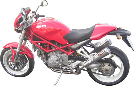 Marving linea Racing Steel Ducati S2R