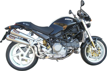 Marving linea Racing Steel Ducati S4R