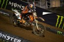 Dungey secondo al Monster Energy Cup