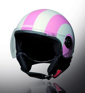 Duraleu: casco Jet Summer