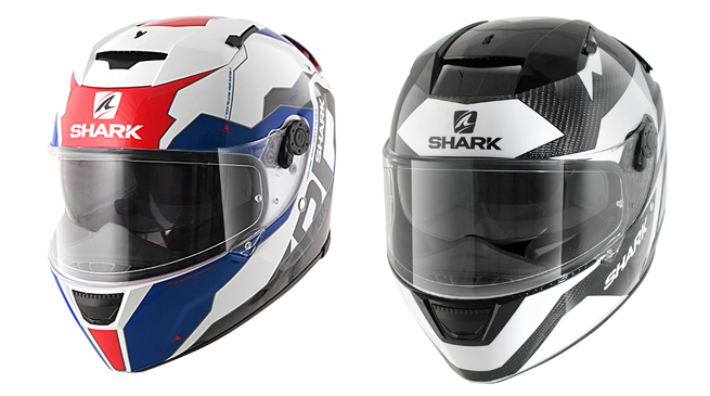 shark speed r 2 casco integrale per moto naked. Black Bedroom Furniture Sets. Home Design Ideas