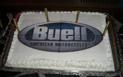Torta Buell Radical Contest by Mr.Cape