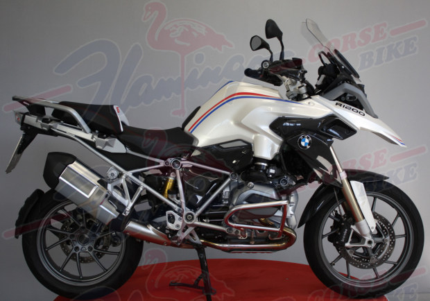 2014 BMW 1200 GS Motorcycle