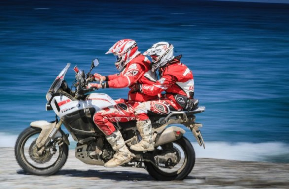 Francesco Catanese Evia Rally 2012