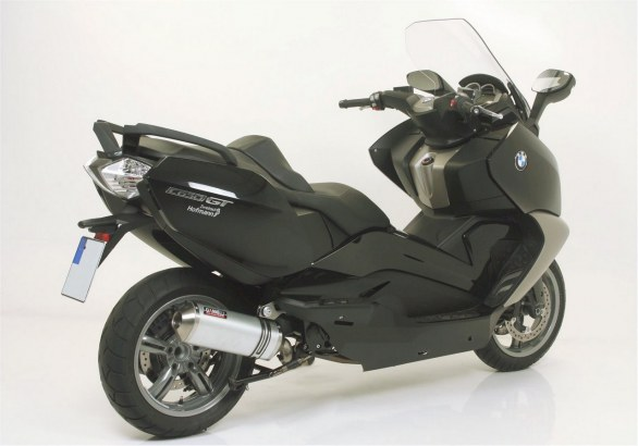 Giannelli per lo scooter BMW C650 GT 2013